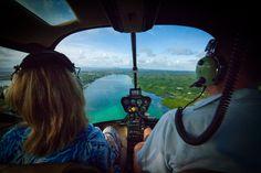 Vanuatu, Helicopters
