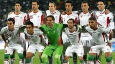 Iran Squad for FIFA World Cup 2014