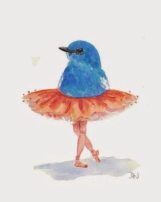 Mundo Bailarinístico - Blog de ballet: Ballet Bird