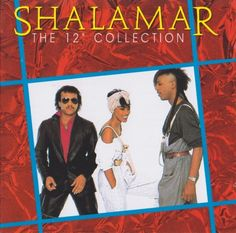 """Shalamar - The 12"""" Collection (CD) at Discogs"""