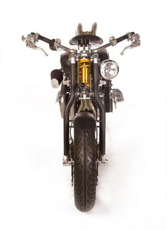 """Jerry"" - Sbay Motor Co. - Racing Cafe"