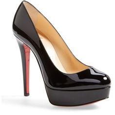 "Christian Louboutin 'Bianca' Platform Pump, 5"" heel"