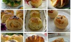 Değişik poğaça tarifleri ve poğaça yapmanın püf noktaları Turkish Recipes, Ethnic Recipes, Savory Pastry, Pound Cake, Scones, Baked Potato, Tart, Biscuits, Muffins