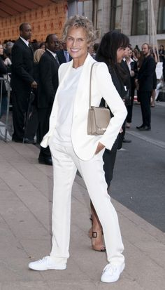 Lauren Hutton, le bon style - Tendances de Mode