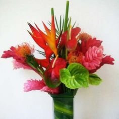 Maui Sunrise Bouquet