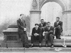 1955 - Georges Wallington, Jackie McLean,Arthur Taylor,Donald Byrd, Paul Chambers