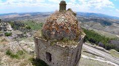 Craco, l'antico abitato in provincia di Matera, Basilicata