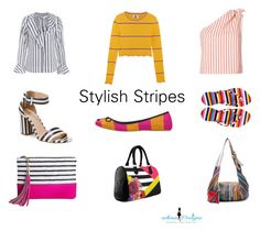 Stylish Stripes  - I love stripes! They're classic, contemporary and just so much fun to wear.
