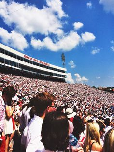 Down in the South. - home of the ole miss rebels