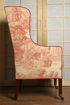devonshire wing chair rl number fabric starting at leather starting at item pictured may include more expensive options