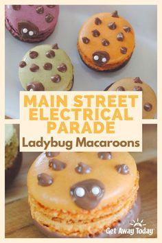 Main Street Electrical Parade Ladybug Macaroons Copycat recipe