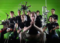 Meet the australian #robotics team competing for world's richest prize