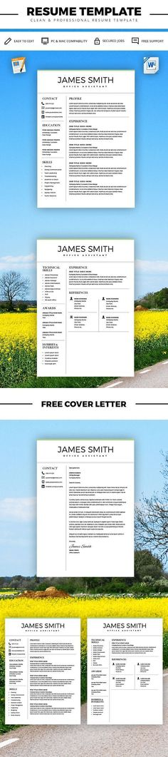 Image result for Exemples de CV CV2 Pinterest - classic resume template
