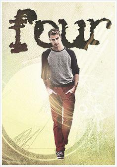 Tobias Eaton- probably in amity
