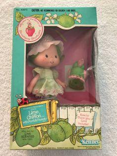 Vintage Strawberry Shortcake Doll Lime Chiffon Parfait Parrot Pet New Sealed Box 9787628143975 Parrot Pet, Parrot Toys, Raspberry Smoothie, Apple Smoothies, Vintage Strawberry Shortcake Dolls, Best Pixie Cuts, Pet News, Retro, Vintage Toys