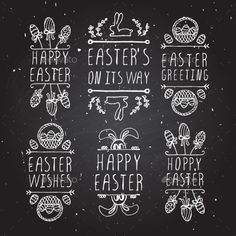 Easter Lettering,banner, blackboard, calligraphic element, calligraphy, celebration, chalkboard, collection, decoration, decorative, design element, doodles, drawing, easter, egg, emblem, handdrawn, handlettering, handwriting, handwritten, holiday, icon, illustration, label, lettering, logo, set, sign, spring, vector, vignette
