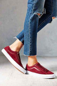 Vans Suede 36 Slim Low-Top Women's Sneaker