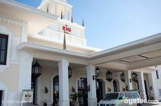 Entrance at the Riu Palace Punta Cana