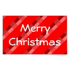 Shop Merry Christmas Red Tartan Sticker by Janz created by Cards_By_Janz. Christmas Stickers, Red Christmas, Custom Stickers, Sticker Design, Tartan, Graphic Design, Artwork, Cards, Photography