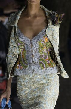 Dolce & Gabbana Fall 2004