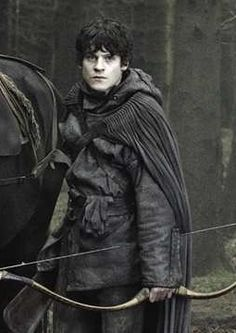 Ramsay Snow...I despise him with unbridled passion.