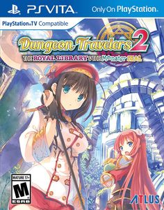Is Dungeon Travelers 2: The Royal Library & The Monster Seal from Atlus USA worth your time? Click through to check out our review and see what we think.