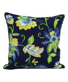 Brentwood Originals Jordan Leaf Square Throw Pillow | zulily