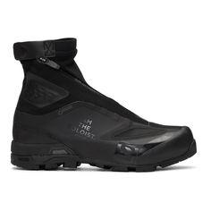 cff42f1c3 TAKAHIROMIYASHITA TheSoloist. - Black Salomon S Lab Edition X-Alp Carbon 2  Sneakers