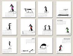 20 Modern 2013 Dog Calendars