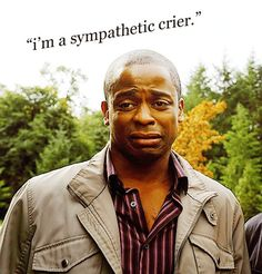 """Psych""---After watching this show for 7 seasons, now  I'm a sympathetic crier too!!!"