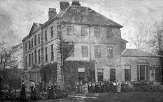 Warrington Cheshire, House Built, Local History, 17th Century, Restoration, Buildings, Public, England, Lost