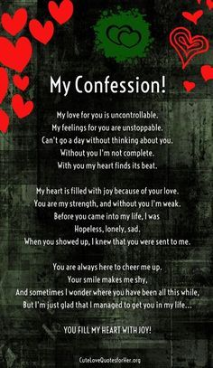 romantic poems for boyfriend