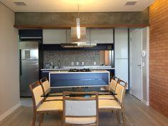 Cozinha integrada By Neo Arq / SP