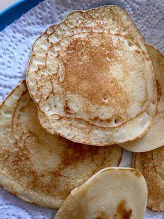 3 perces palacsinta rizslisztből glutén-és laktózmentesen | infoBlog | infoRábaköz | Friss hírek, helyi hírek, országos hírek, sport hírek, bulvár hírek Sin Gluten, Pancakes, Breakfast, Ethnic Recipes, Paleo, Sport, Food, Glutenfree, Morning Coffee