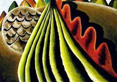 Fields of Grain as Seen from Train - Arthur Dove