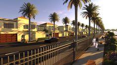 Akaria  Residential Area, Riyadh, KSA Riyadh, Group, Mansions, House Styles, Design, Home Decor, Luxury Houses, Interior Design, Design Comics