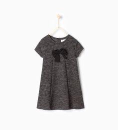 Imagem 1 de Vestido laço da Zara