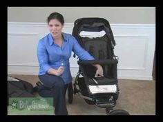 Baby Gizmo Mountain Buggy +One Stroller Review - YouTube