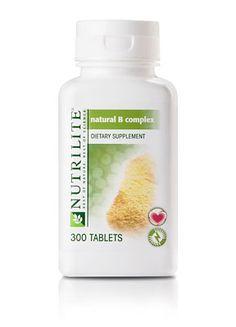 A4206 - NUTRILITE® Natural B Complex - 300 Count