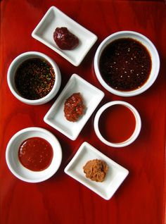 Basics: Dips, Dressings und Saucen der koreanischen Küche | missboulette