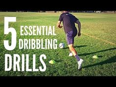 Play Aggressive ► soccer training / soccer drills / and soccer tips on how to be… Soccer Dribbling Drills, Soccer Drills For Kids, Soccer Training Drills, Soccer Workouts, Football Drills, Soccer Practice, Soccer Skills, Soccer Coaching, Youth Soccer