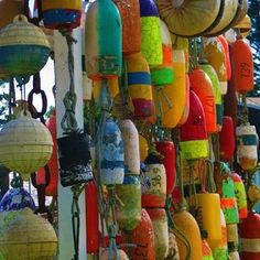 Floats and Buoys Collection.  #fineartamerica 25% Off Wall Art!   Canvas prints, framed prints, posters, and more!   Sale ends tonight at midnight EST. #photography #photographer