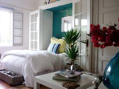 Murphy Bed Design Ideas, Pictures, Remodel, and Decor