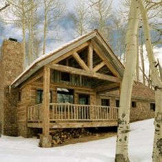 Rustic Cabin - Lucky L Ranch