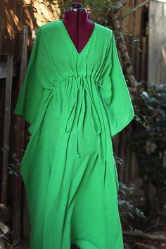 green caftan