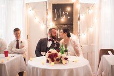 Sweetheart table #vintage #marsala #blushpink #ivory #woodendoors Sweetheart Table, Marsala, Wooden Doors, Blush Pink, Ivory, Table Decorations, Wedding Dresses, Vintage, Home Decor