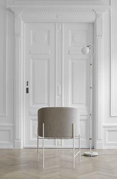 Enda en favoritt fra Maison & Objet er danske New Works med en helt ny møbelkolleksjon. Fra lamper og tilbehør tilbyr de nå også stoler, bord og loungemøbler.