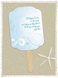 Do it yourself wedding program hand paddle fan kit select buy now i do it yourself diy project paddle fan solutioingenieria Image collections