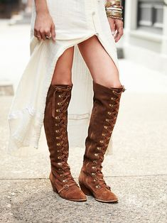 Free People Johnny Tall Boot, $348.00