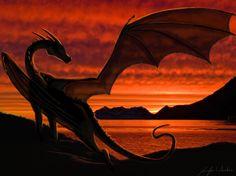 sunset_dragon_by_rose_of_lynn-d32ix3r.jpg (1034×772)